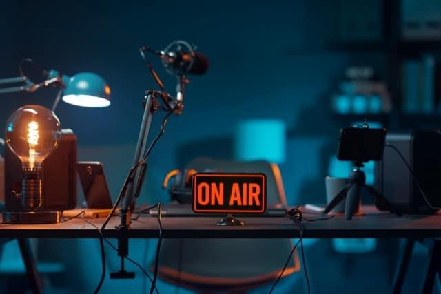 Streaming Studio